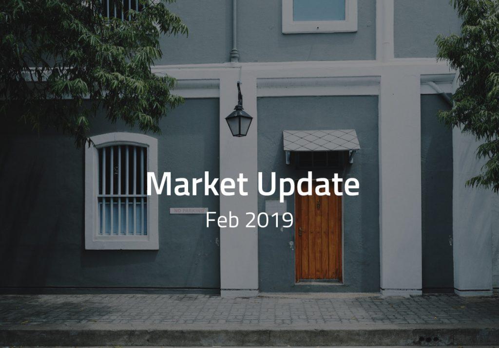 Real Estate Market Update | Feb 2019